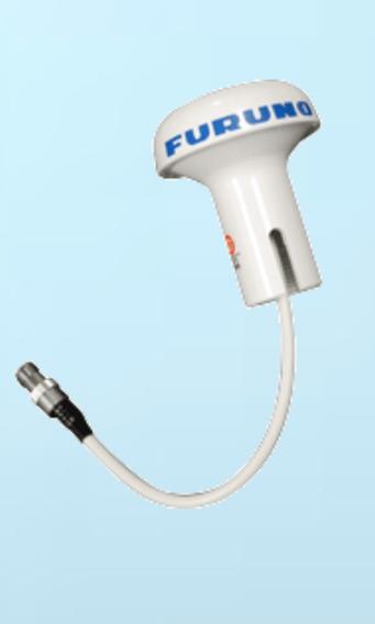 Antena Gps Furuno Gpa017s Com 20cm Cabo P/ Gp90/gp150/gp170