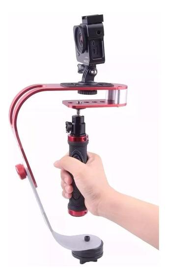 Estabilizador Filmagem Steadycam Dslr Video Gopro Smartphone