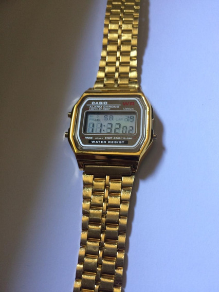 Relógio Casio Pulso Vintage Retro Prova D