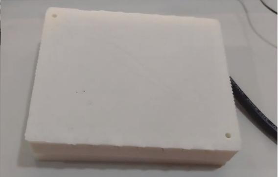 Caixa De Armazenamento Para Sonoff Basic + Pzem 004t