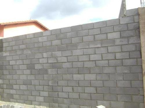 Contrução Muro