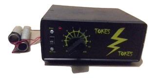 Caja De Toques Para Cantinas Con Bateria Recargable Y Cargad
