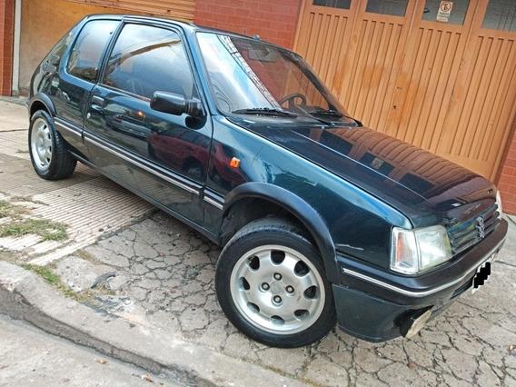 Peugeot Partner 1.4 Patagonica Gnc