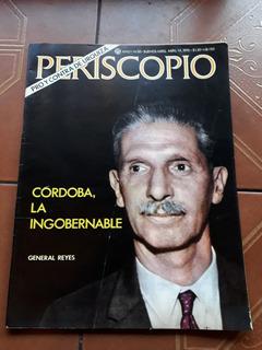 Revista Periscopio Cordoba Jj Urquiza Pavese Ajedrez Urss