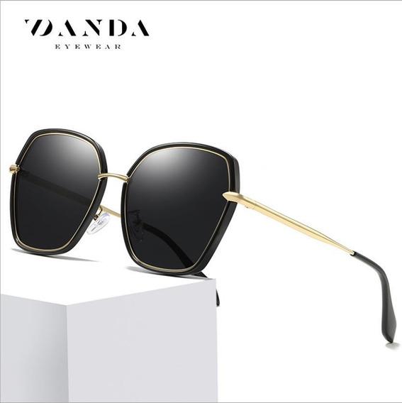 Óculos De Sol De Proteção Uv Feminino