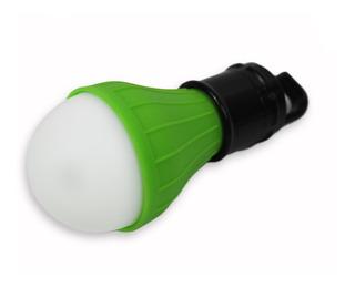 Lanterna De Mão Para Camping Barraca Tenda Led - Verde