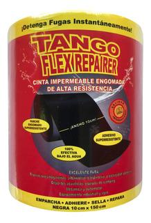 Cinta Tango Flex Impermeable Sella Filtracion Pega Bajo Agua