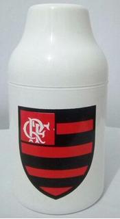 03 Porta Litrinho Flamengo 300 Ml Serve Para Lata 350 Ml