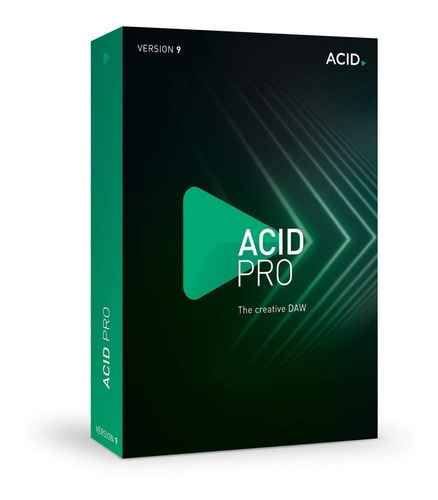 Magix Acid Pro 9 Licencia Original Full