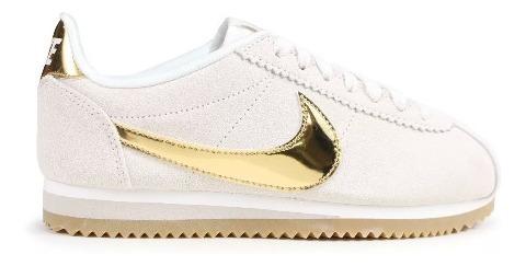 Nike Cortez 38.5 Beige Gold