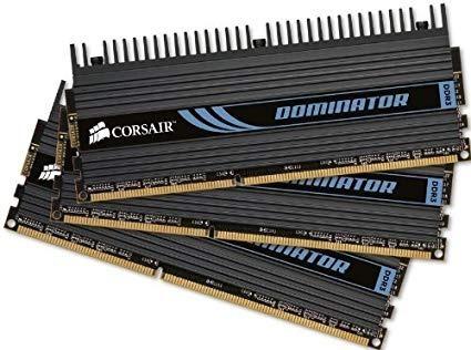 Memória Ram Cosair Ddr3 1866mhz 3x2gb Com Airflow