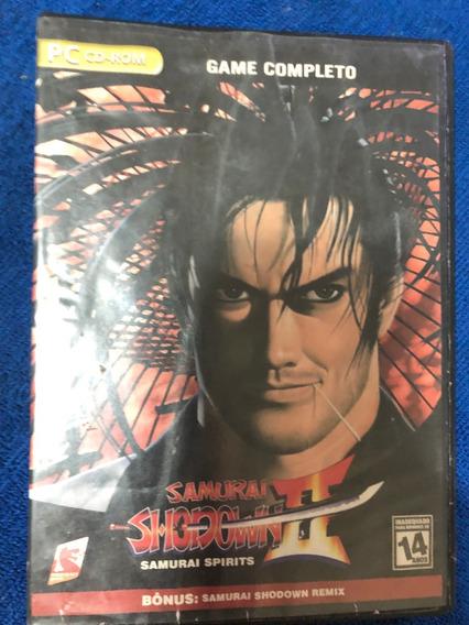 Samurai Shodown 2 - Samurai Spirits Pc