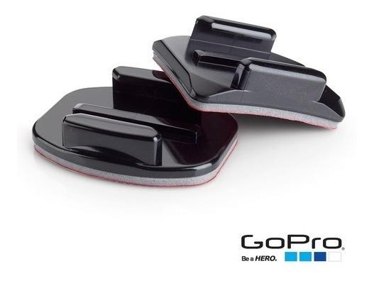 Suporte Adesivo Gopro Hero 3 2 3 4 E 5 Capacete Carro Moto