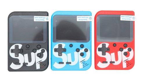 Mini Video Game Retrô Portátil Vários Jogos Console Sup