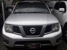 Nissan Frontier 2.5 Sv Attack 10 Anos 4x4 Cd Turbo