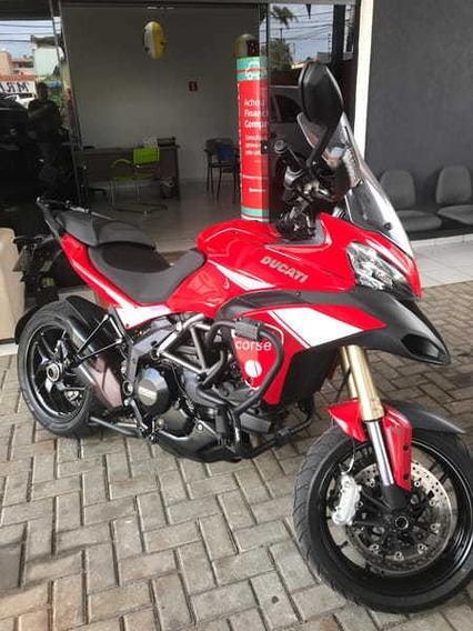 Ducati Multistrada 1200 1198cc 2015