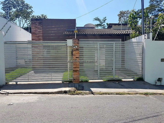 Excelente Casa No Lot Jk Com Edícula, 3 Quartos Sendo 01 Suíte, Churra - 10850