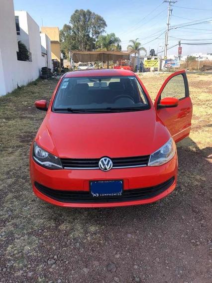 Volkswagen Gol 1.6 Trendline Mt 5 P 2016