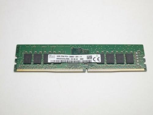 Imagem 1 de 2 de Memoria  Desktop Hynix 16gb Ddr4 2666 - Hma82gu6jjr8n-vk