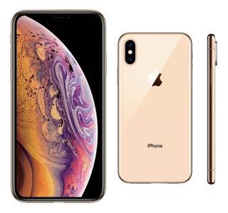 iPhone Xs Gold 64 Gb Nuevo Dual Sim Desbloqueado De Fabrica