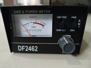 Watimetro Medidor De Roe Vhf E Fm