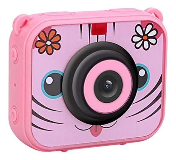 Câmera De Ação Para Crianças, Câmera Digital Hd À Prova D