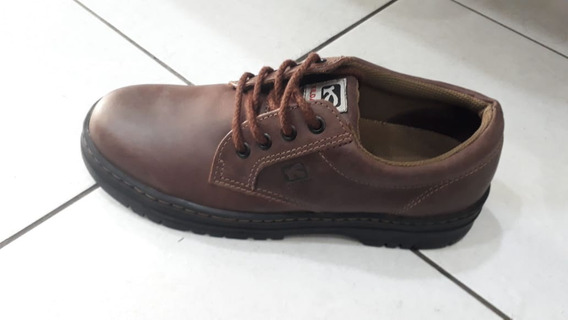 Sapato Masculino Kildare Ref 522 Couro Promoção