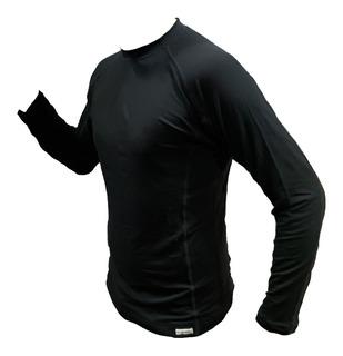 Camiseta Remera Termica Primera Piel Bamboo Invierno Unisex