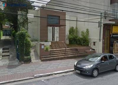 Casa Comercial Para Alugar, 400 M² - Santana - São Paulo/sp - Ca0658