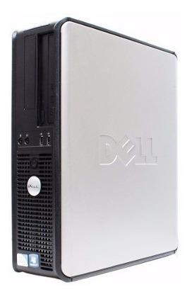 Aproveitem! Cpu Dell Com 2 Gb Hd 160 Com Grav. Dvd E Wi-fi