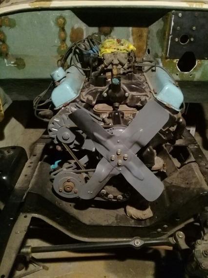 Motor V8 292