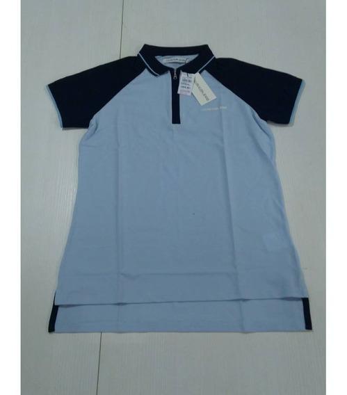 Camisa Polo Femenino Calvin Klein Jeans