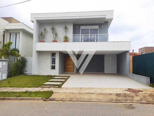 Imagem 1 de 30 de Sobrado Com 3 Dormitórios À Venda - Condomínio Chácara Ondina - Sorocaba/sp - So1267