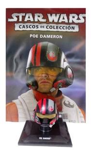Star Wars Cascos De Colección Nº 51 Poe Dameron
