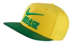 Boné Brasil Nike Pro Original - Footlet