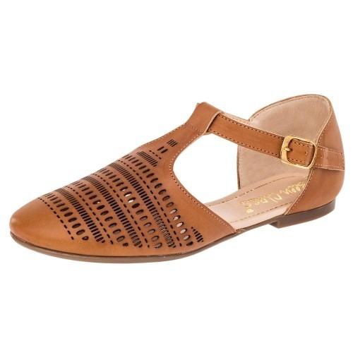 Zapato Casual Mujer Been Class Camel 75628 Envió Inmediato!!