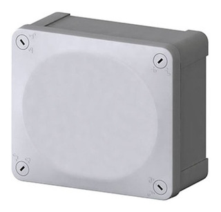 Caja Estanca Ip65 Grande Cctv, O Alarmas 175x150x80mm