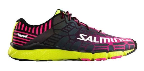 Zapatillas Mujer Salming Running Speed 6