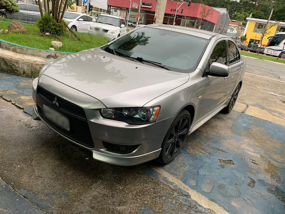 Mitsubishi Lancer 2.0 Cvt 16v Gasolina 4p Automático