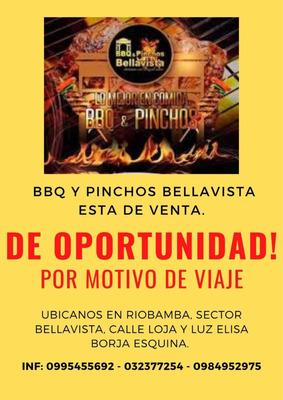 De Oportunidad Vendo Restaurant Por Motivodeviaje 0995455692