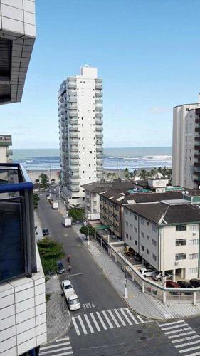Imagem 1 de 20 de Apartamento Com 3 Dorms, Guilhermina, Praia Grande - R$ 424 Mil, Cod: 392 - V392