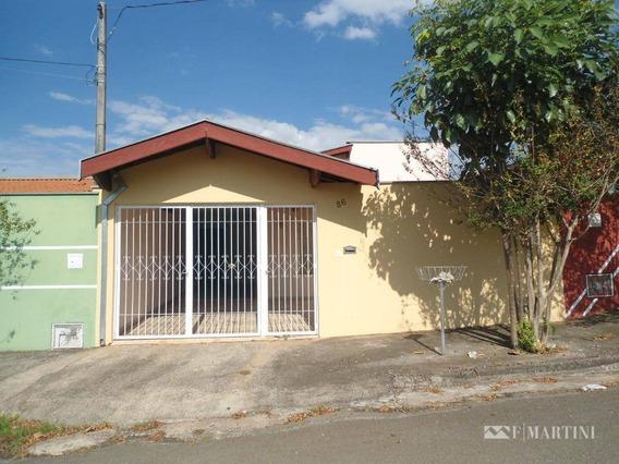 Casa Com 3 Dormitórios Para Alugar, 99 M² Por R$ 1.300/mês - Santa Rosa Ipês - Piracicaba/sp - Ca1562