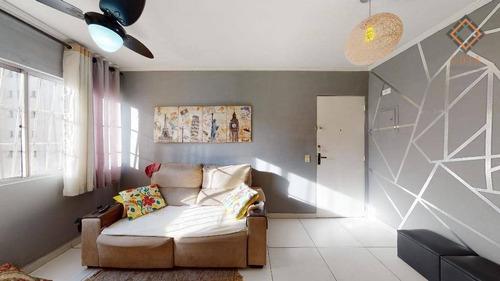 Imagem 1 de 17 de Apartamento Com 2 Dormitórios À Venda, 50 M² Por R$ 320.000,00 - Santa Cecília - São Paulo/sp - Ap46196