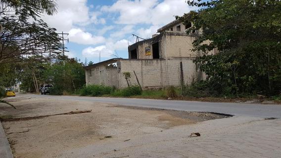 Terreno Con Construcción En Alamos Ii C2335