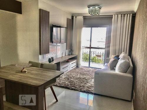 Apartamento À Venda - Tatuapé, 3 Quartos,  70 - S893123693