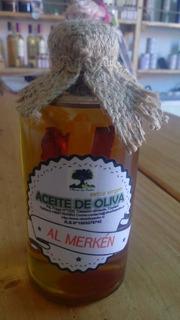 Aceite De Oliva Saborizado Extra Virgen 250 Ml