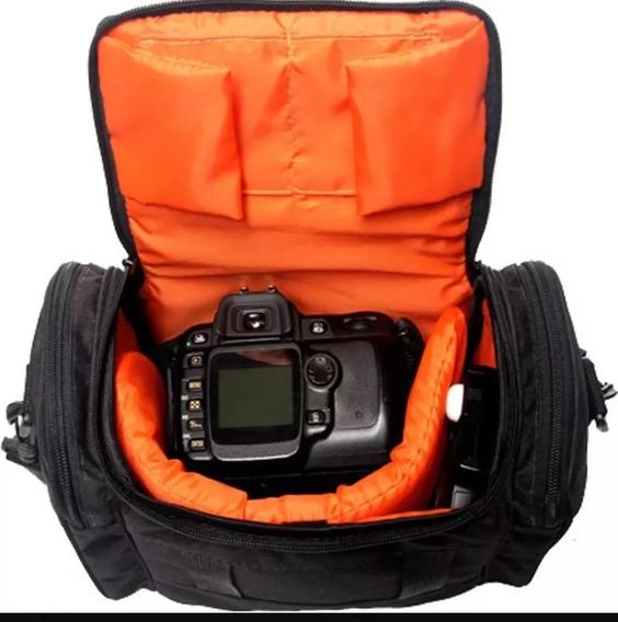Capa Bolsa Case Dslr Canon T6s T1i T4 T5 T3i T4i T5i T6i T7i