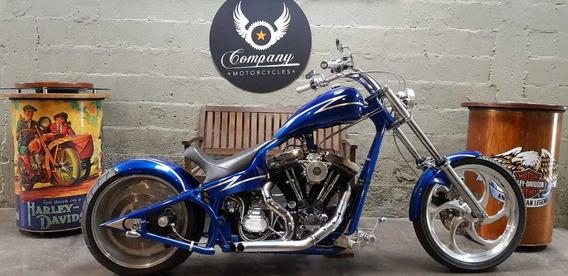 Harley Davidson Softail Standard Fxstc Sc