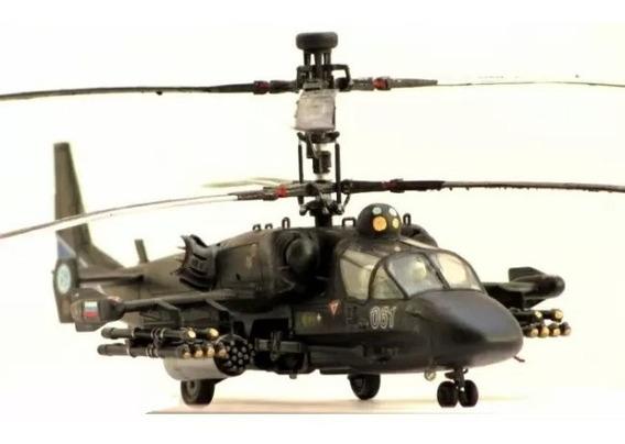 Zvezda Helicoptero Alligator Ruso 1/72 Supertoys