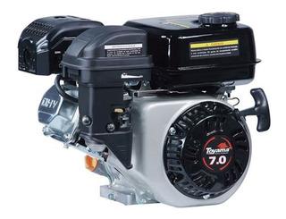 Motor Estacionário À Gasolina 7hp 210cc Com Partida Manual-t